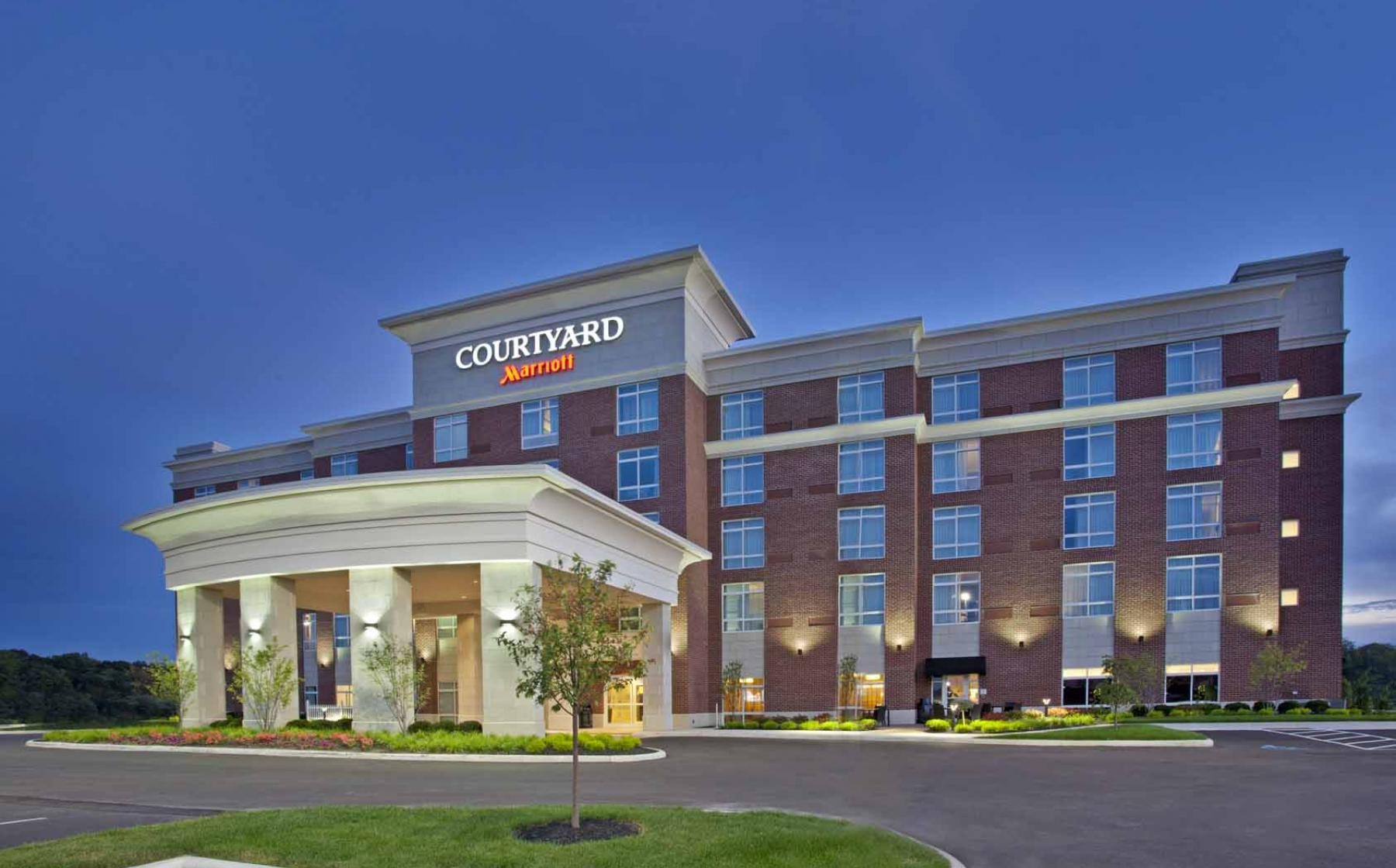 Courtyard architectural design inc for Parks garden center canfield ohio